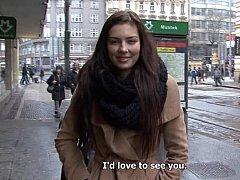18 años, Amateur, Checa, Europeo, Dinero, Pov, Realidad, Adolescente