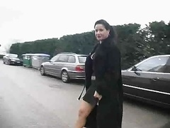 Couple Plays With A Tranny