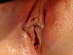 Pussy Masturbated Super Close Up