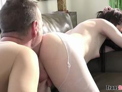Annabelle Lane gets fucking by Chad Diamond