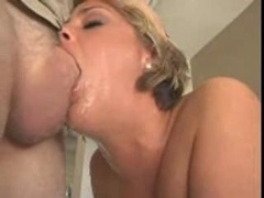 Getting Her Load Of Cum