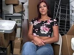 Huge tamericanh latina Sophia Steele showing american her tamericanh