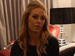 I`m going to fuck a adult entertainment star.., Nicole Aniston