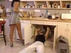 Housewives Fuck The Plumber