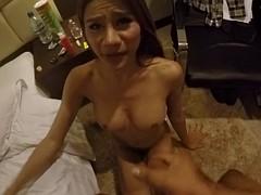 Amateur, Nana, Gros seins, Hard, Pov, Prostituée, Thaïlandaise, Nénés