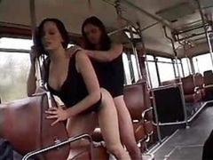 Красотки, Автобус, Француженки