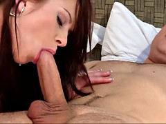 sweet ass cougar likes a hard fuck with a service man