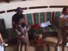 african rookie broad real hardcore orgy piece 2