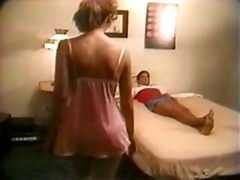 Home hardcore of bigtitted retro wife