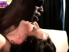 hot wife gets blacked