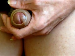 pumpng nipple and cumshot
