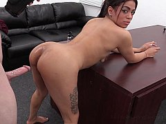 Anal, Cul, Audition, Coulisses, Chatte, Adolescente