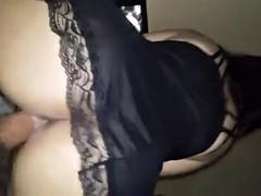Anal, Arabe, Belle grosse femme bgf