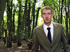 School Romance In The Forest - Sienna Day