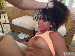 Force blowjob Sophia Leone Gets It The Way She Wants It Hard