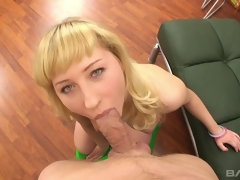 Roxette gets a hardcore anal fuck and aces her anal exam