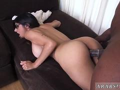 New arabs film first time Mia Khalifa Tries A Big Black Dick