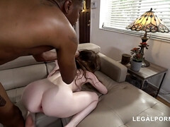 Anal, Sucer une bite, Groupe, Hard, Hd, Interracial, Rugueux